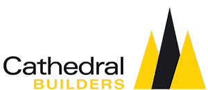 Cathedral Builders, Truro, UK Logo