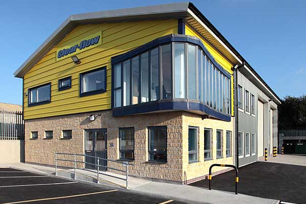 Commercial and Industrial Property Services